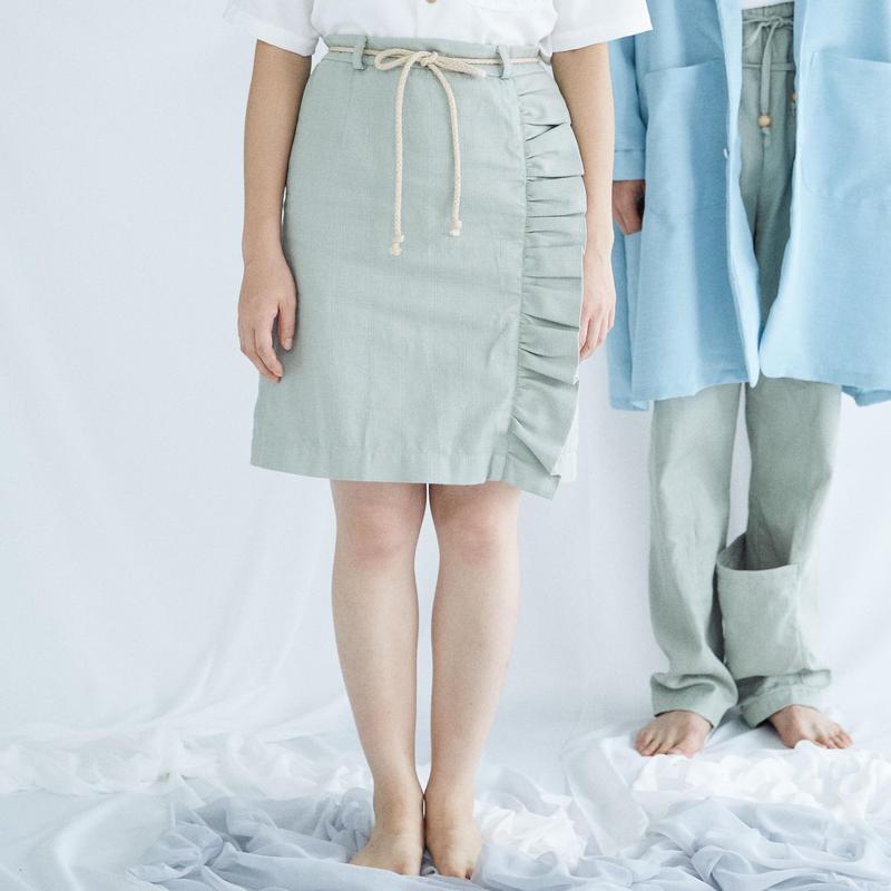 もくずスカート(受注生産)