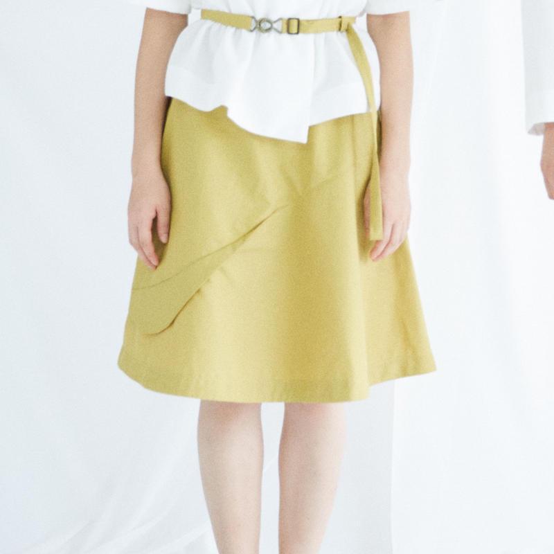 ベイビムーンスカート(受注生産)