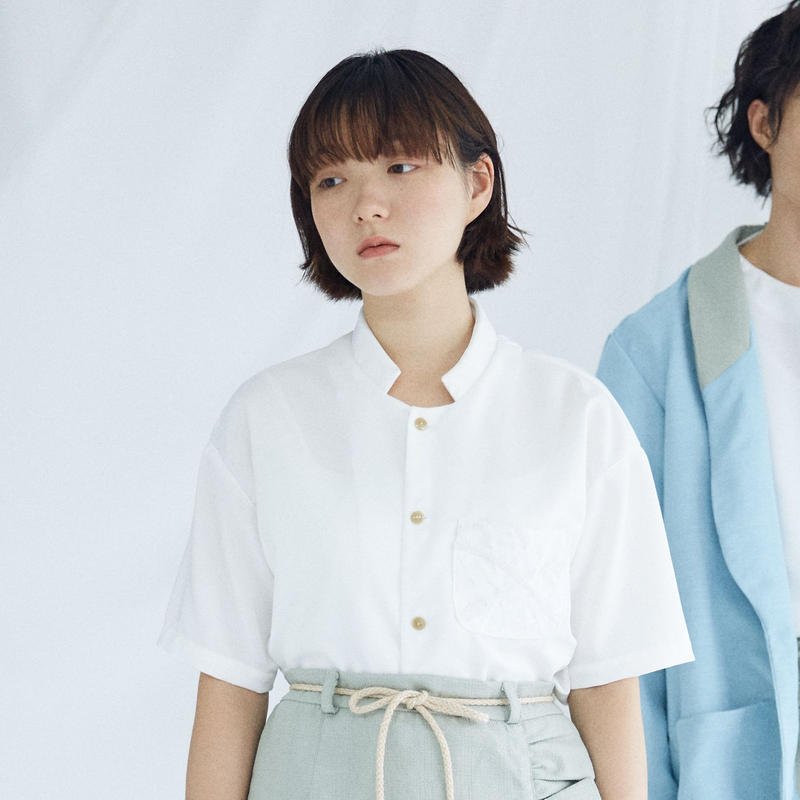 ワルツシャツ(受注生産)