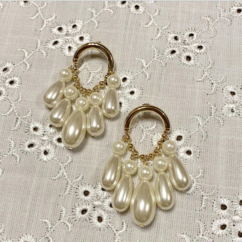 pearl round pierce