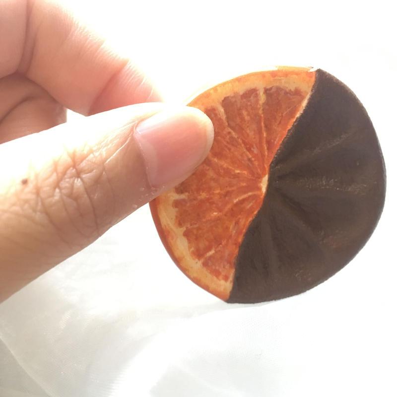 marimacho  ショコラオランジュブローチ