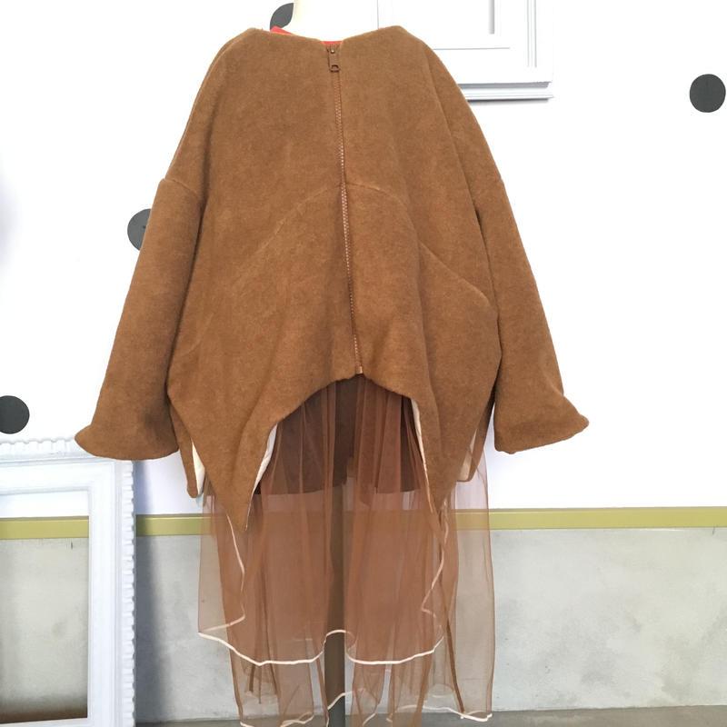 UNIONINI fleece jacket  6-8y