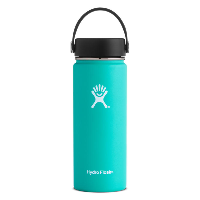 Hydro Flask/18 oz wide mouth(mint)