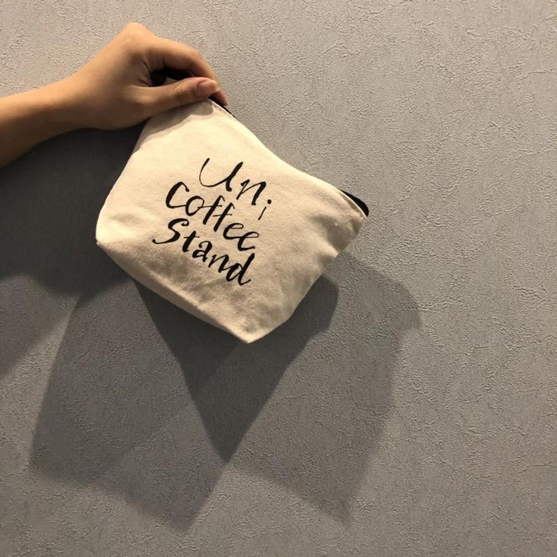 uni/pouch(white)