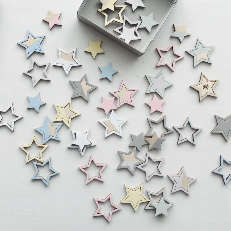 star blocks and puzzles