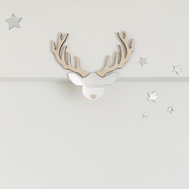 deer mirror