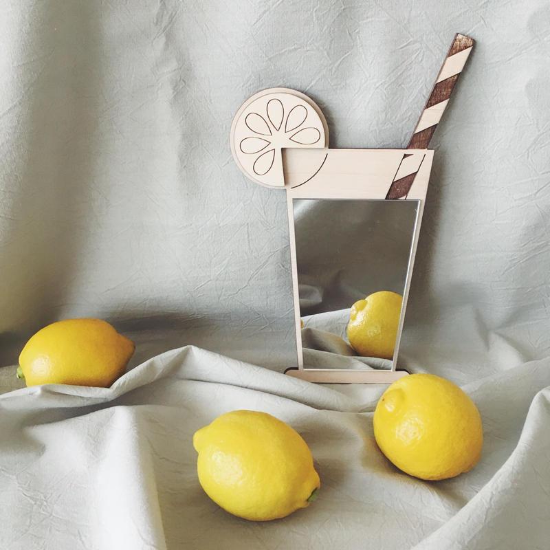 lemonade mirror