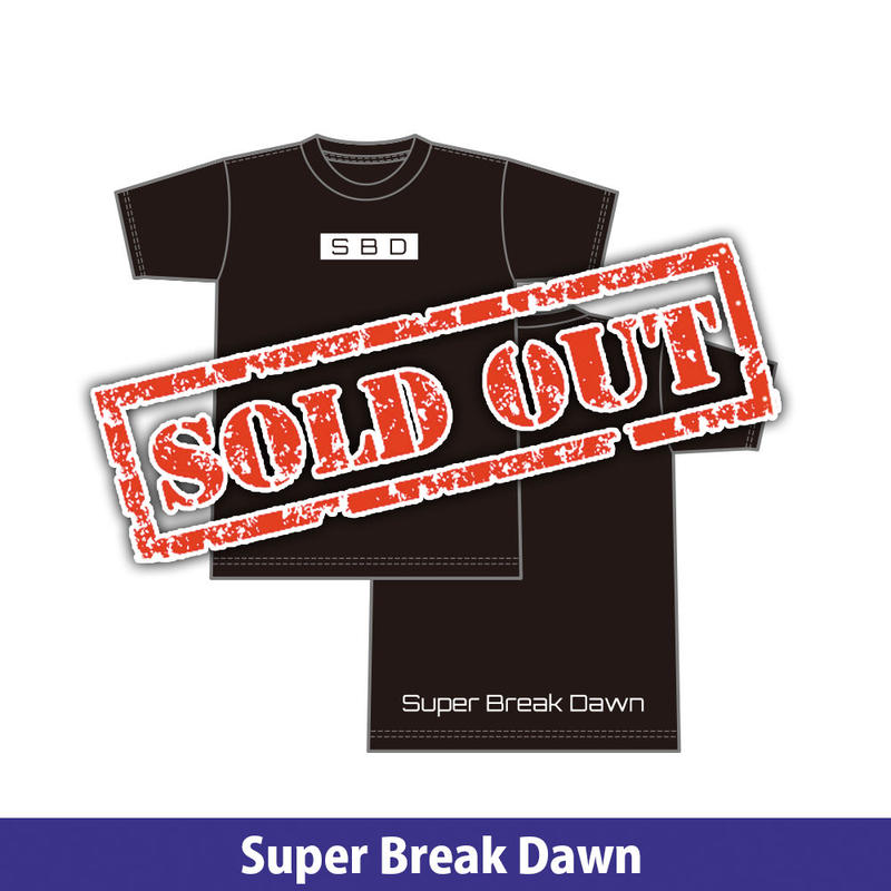 Super Breake Dawn  Tシャツ