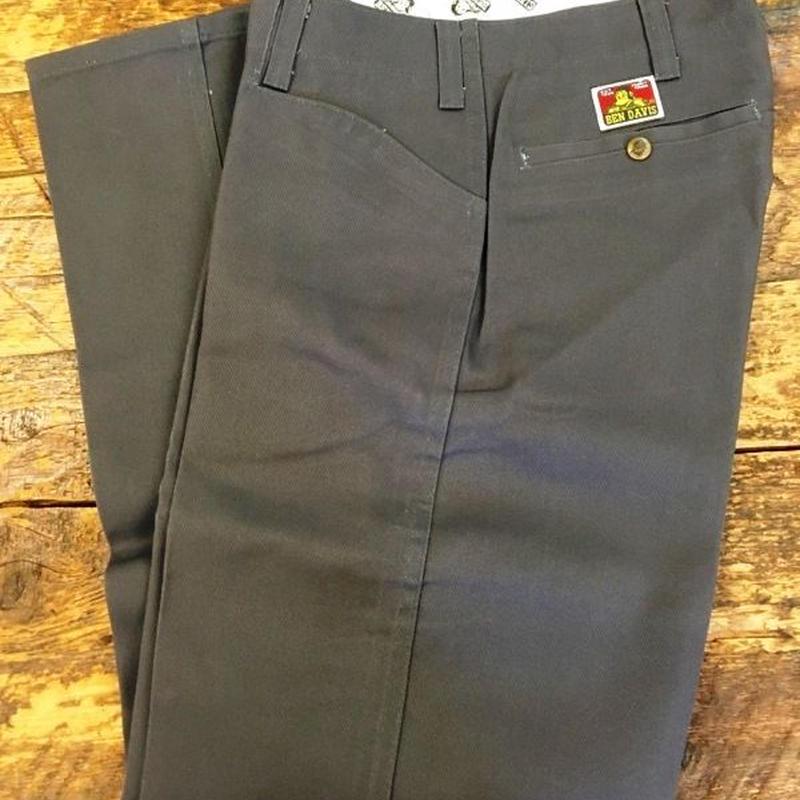Ben Davis  Wide Pants Size 30 Dark Grey  (New)