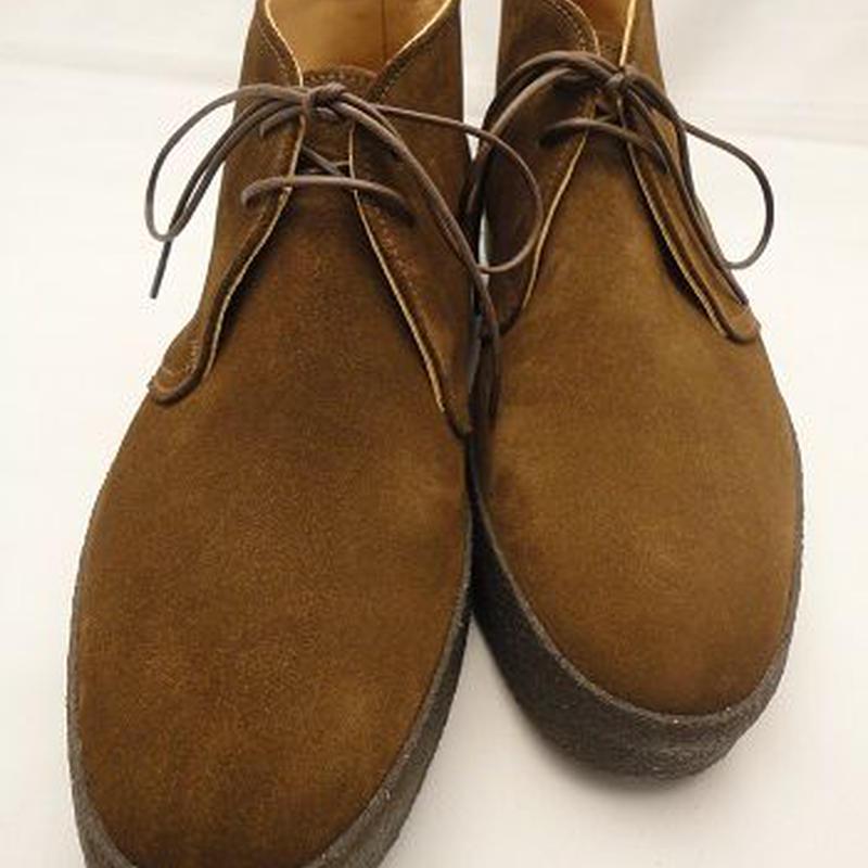 Sanders × UW / Mud Guard Chukka Boots / Snuff
