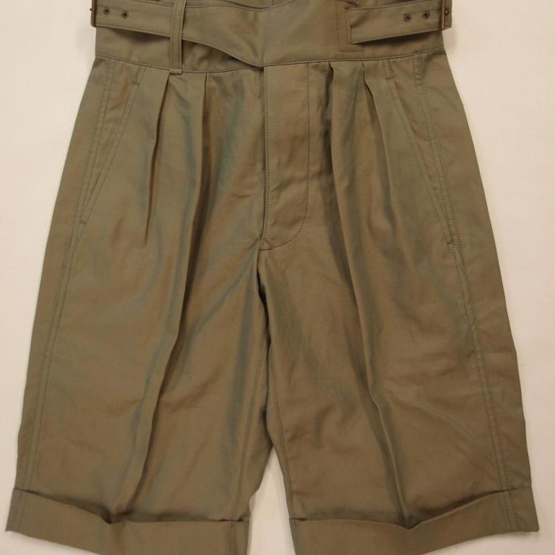 Soundman / Gurkha Shorts / タマムシ