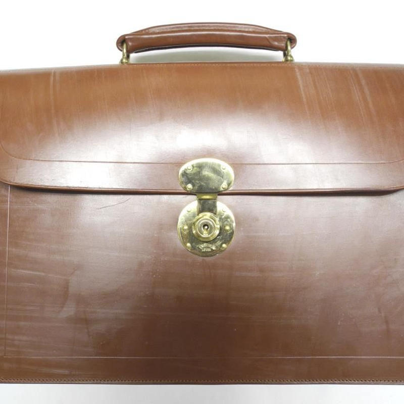 Rutherfords / Flap Over Brief Case  / Conker