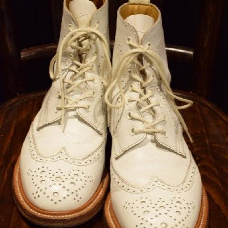 Tricker's Ladies Country Boots Size 6 Secondhand