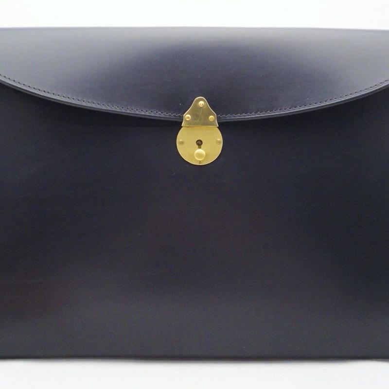 Rutherfords / Folio Case with 808 Lock / Navy