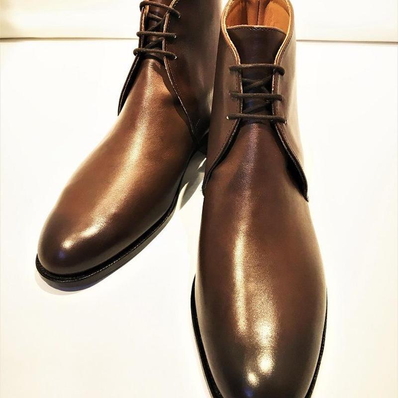 Tricker's × UW / George Boots / Coffee Burnish