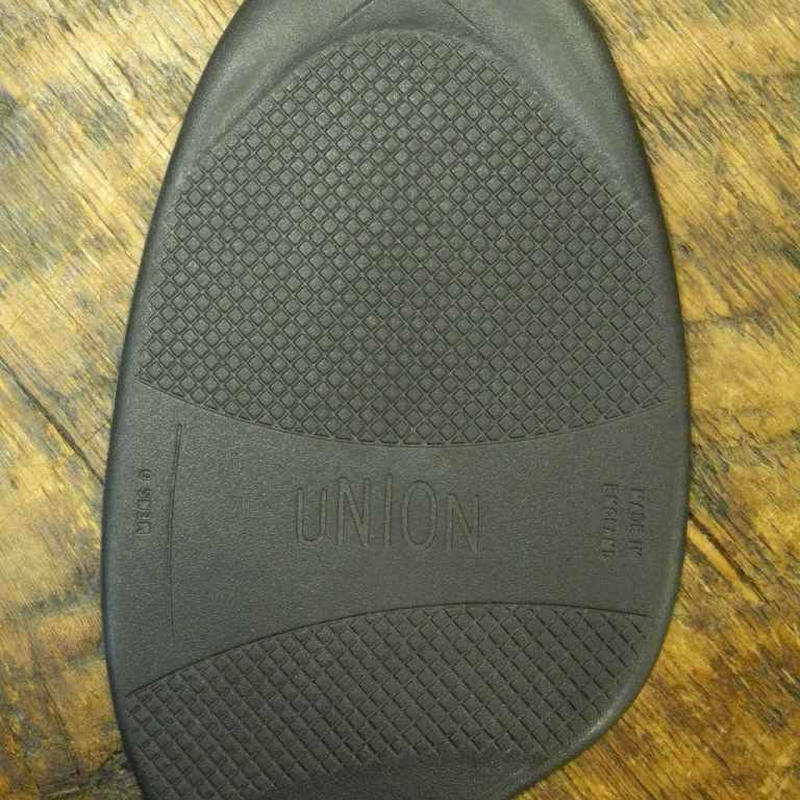 Union Half Rubber Sole for New Shoes