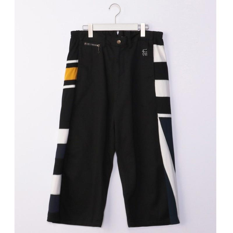 FACETASM RUGBY MIX CHINO PANTS