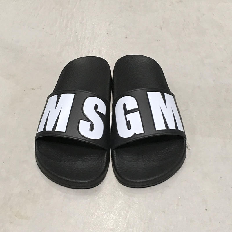 MSGM シャワーサンダル