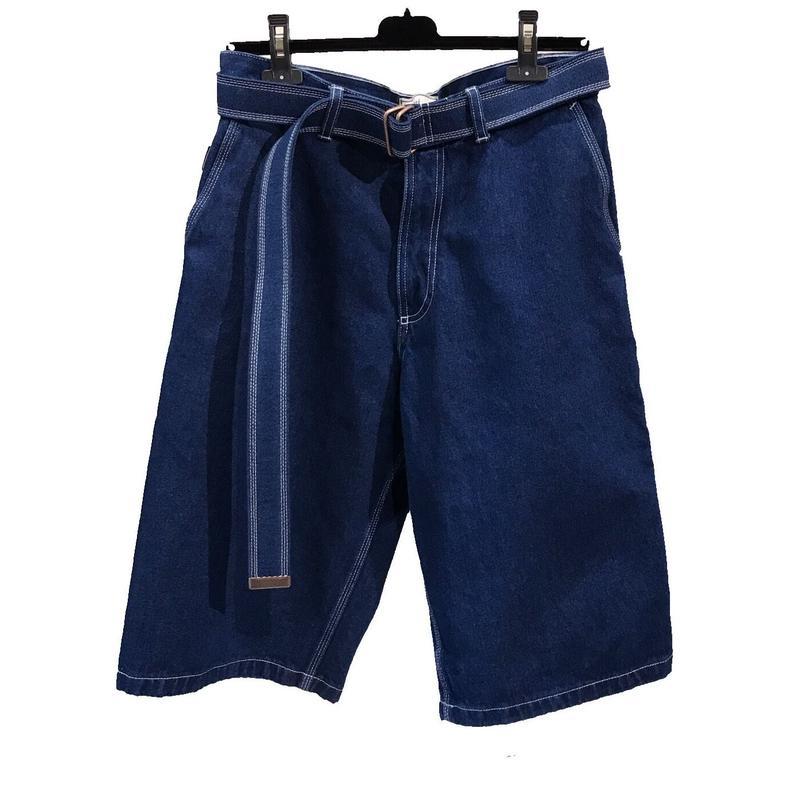 AMI Alexandre Mattiussi - Denim Bermuda Shorts