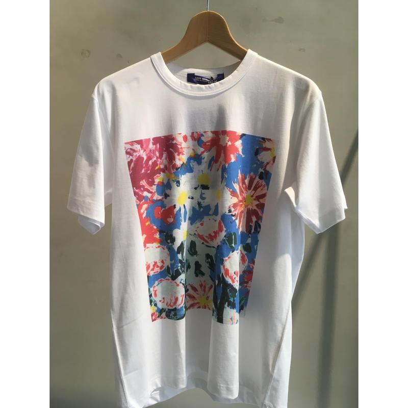 【在庫有・要問合せ】 JYUNYA WATANABE MAN COMME des GARCONS プリントTシャツ