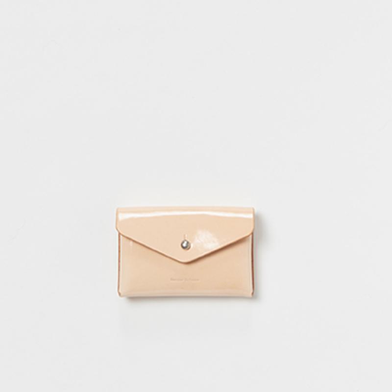 Hender Scheme one piece card case パテント