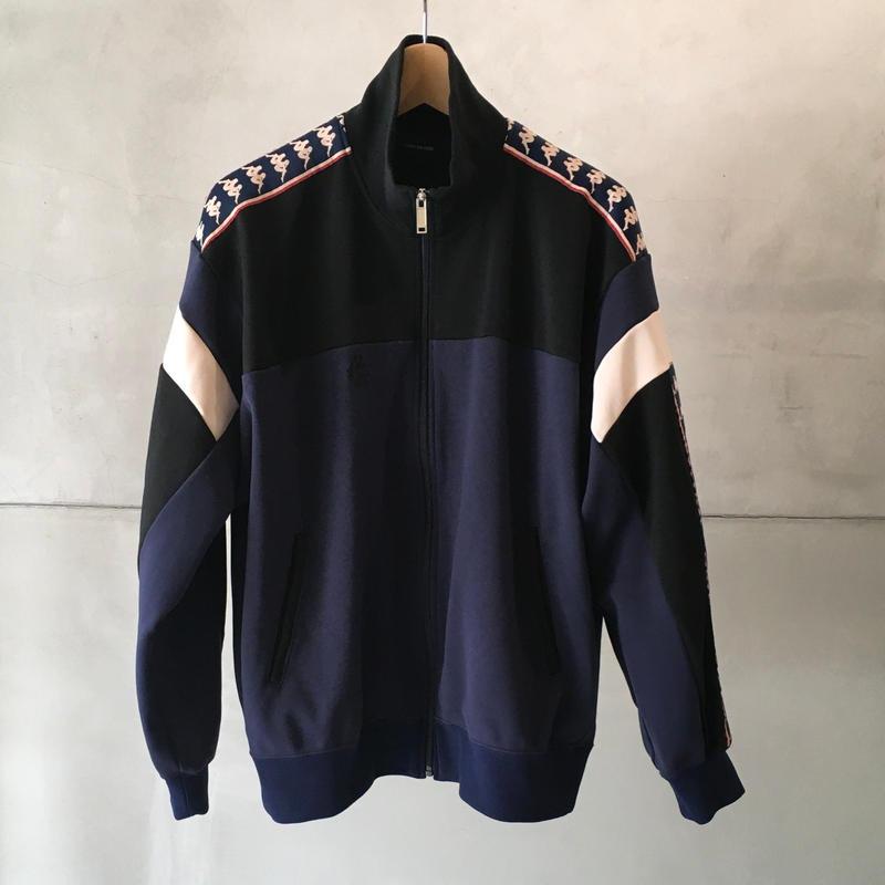 KAPPA×CHRISTIAN DADA logo Embroidered track jacket