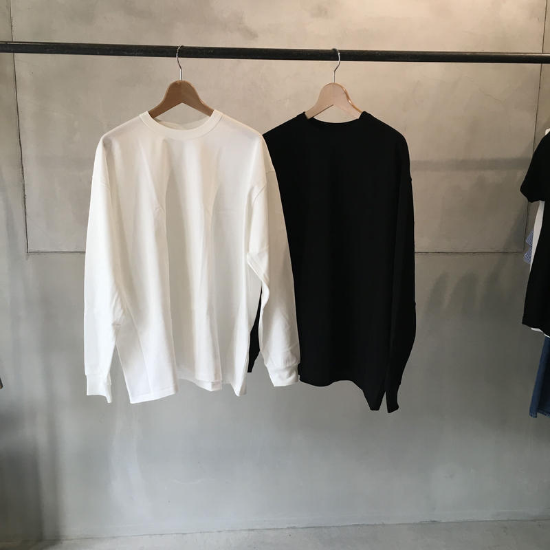 GIZA COTTON L/S PACK TEE