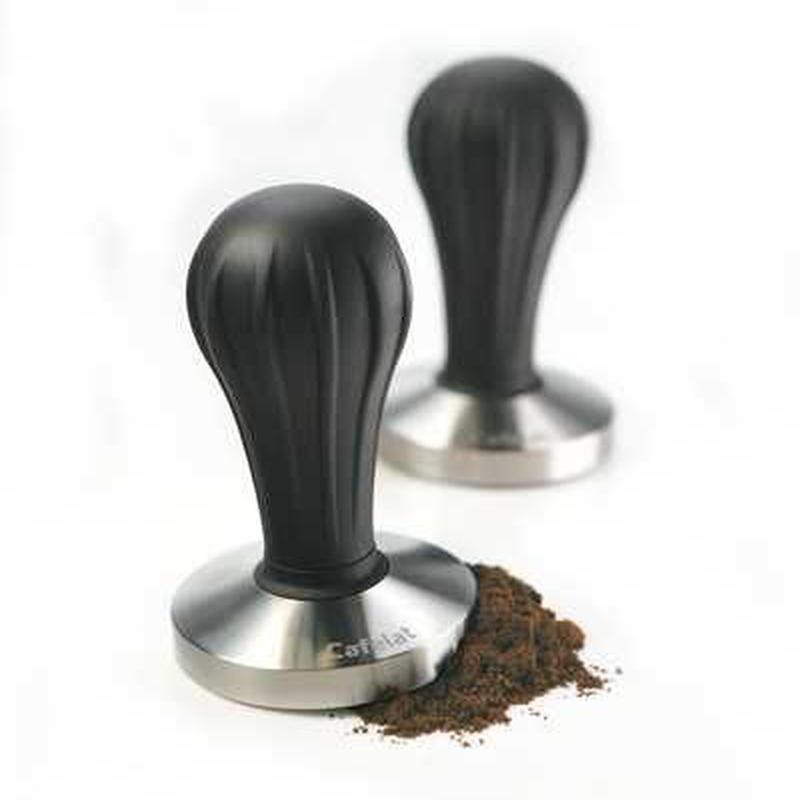 Cafelat Pillar Tamper Black 58mm Convex / カフェラット ピラータンパー ブラック 58mm コンベックス