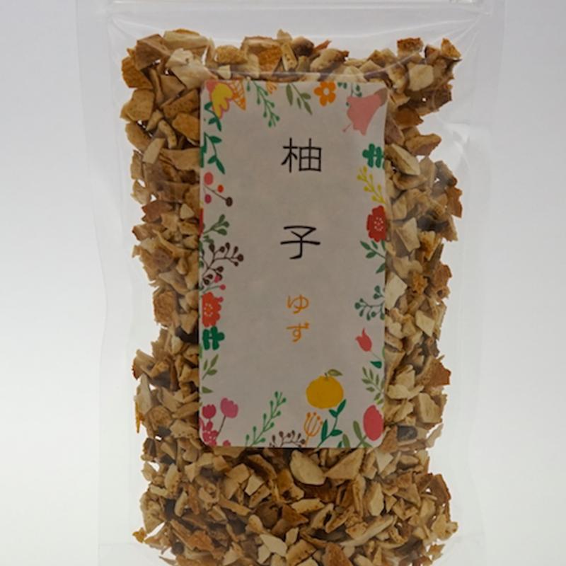 柚子(日本産) 60グラム
