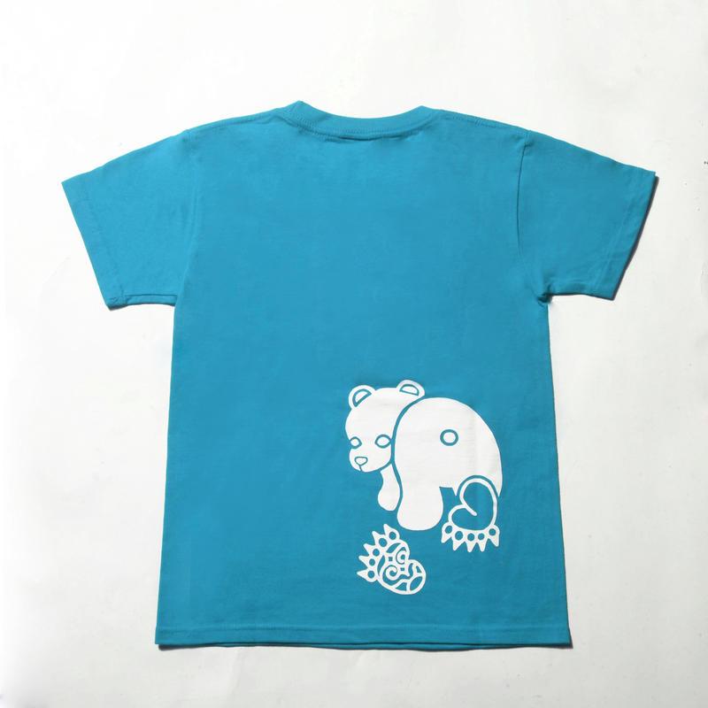 Tシャツ【ターコイズブルー】