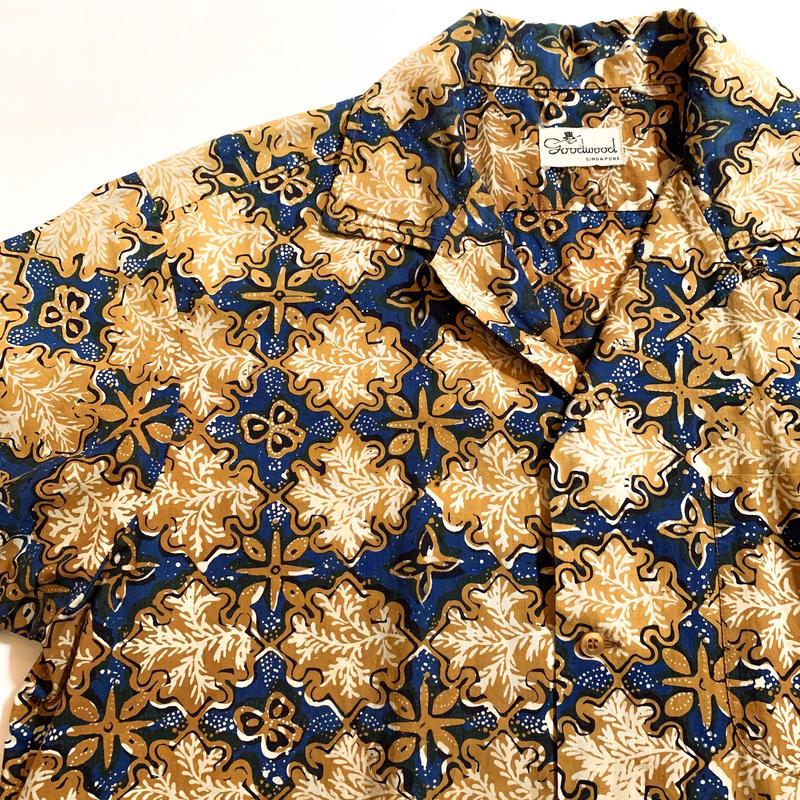 1960's Goodwood Batik S/S Shirt