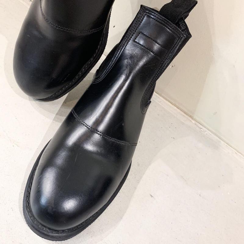 1990's US.NAVY Sidegore Boots Deadstock