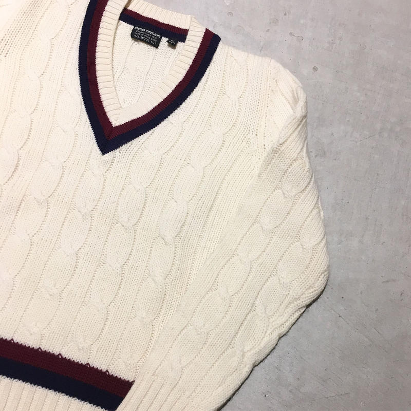 1980's Brooks Brothers Childen Sweater