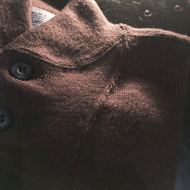 1970's US.ARMY Sweater Deadstock