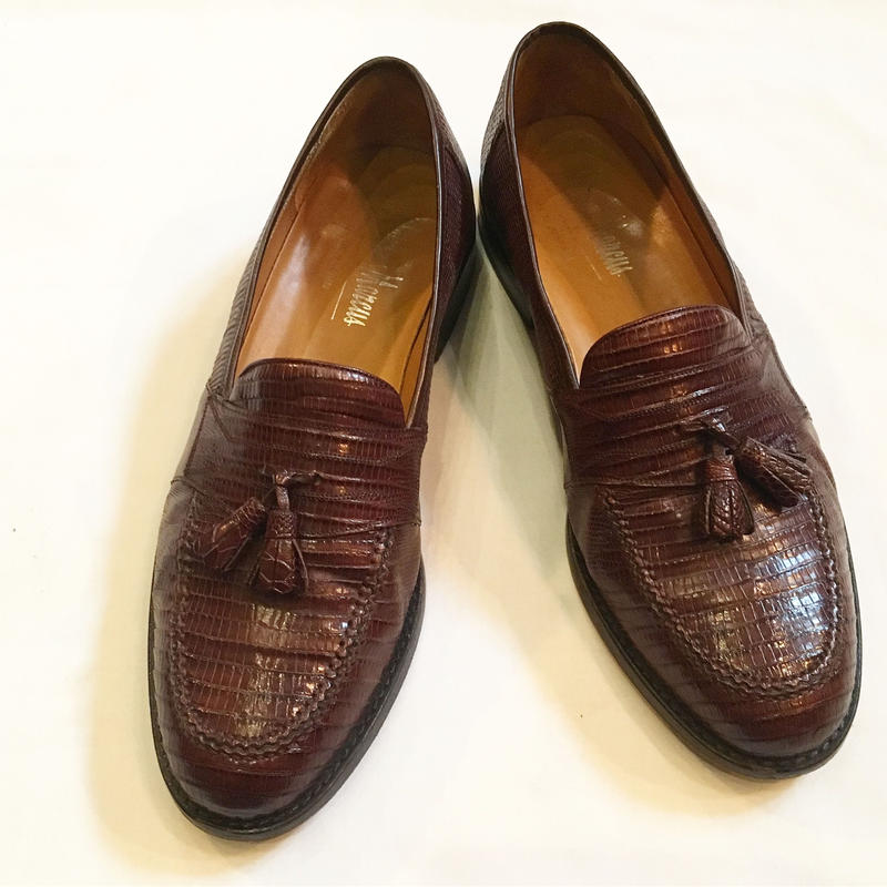 1980〜90's Neiman Marcus Tassel Loafers