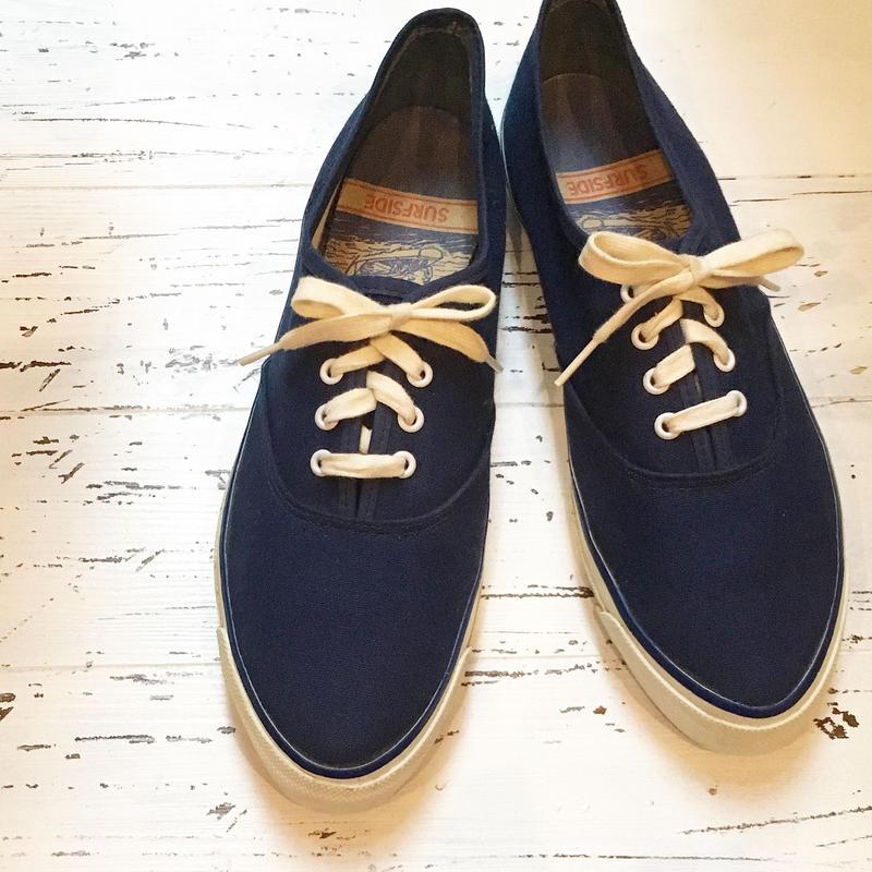 1960's〜 SURFSIDE Canvas Sneaker