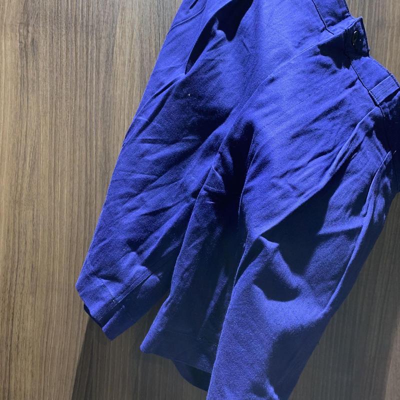 1950's French Navy Short Pants Deadstock