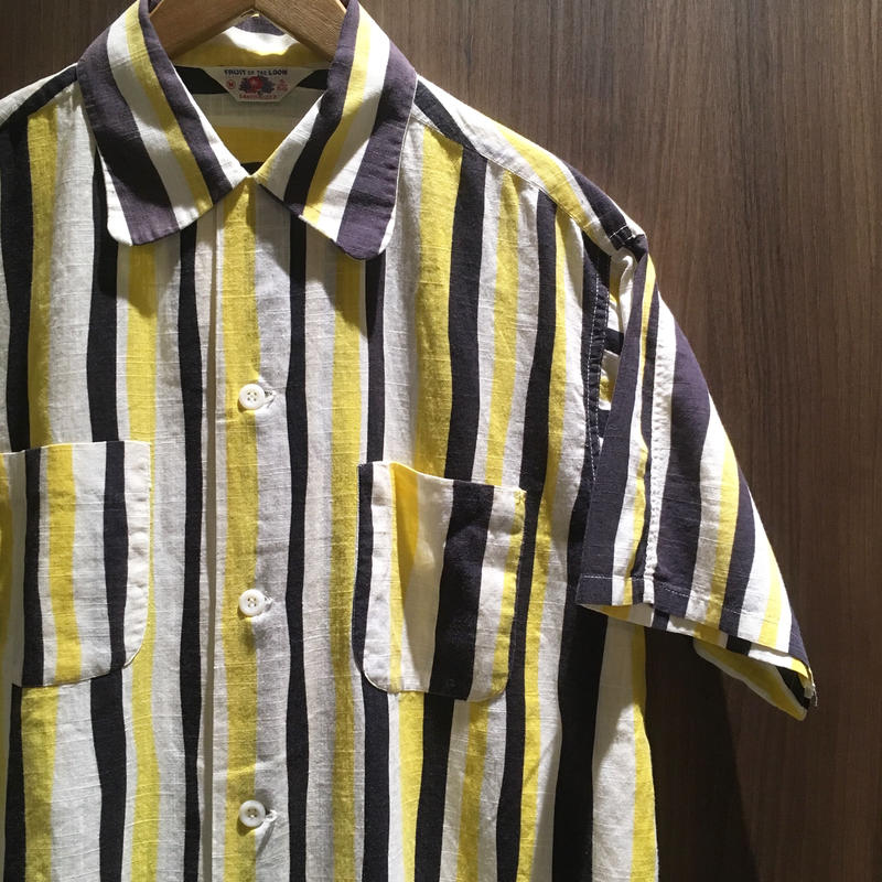1950's FRUIT OF THE LOOM S/S Shirt