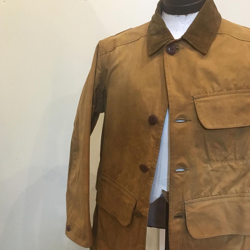 18c8698609bc3 1940〜50's Duxbak Hunting Jacket