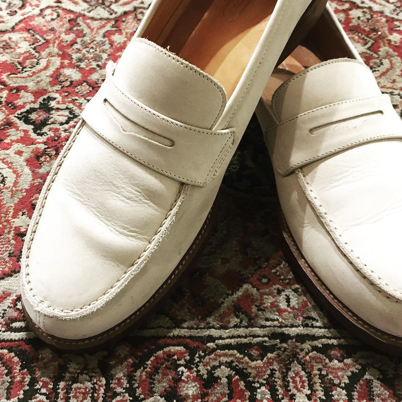1980〜90's COACH Loafers