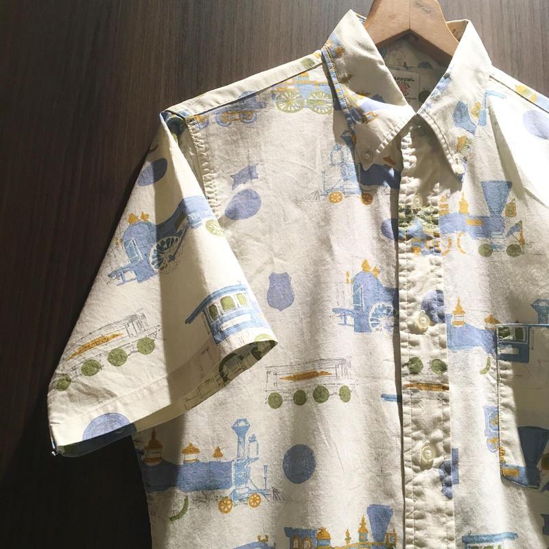 1960's ARROW S/S Shirt