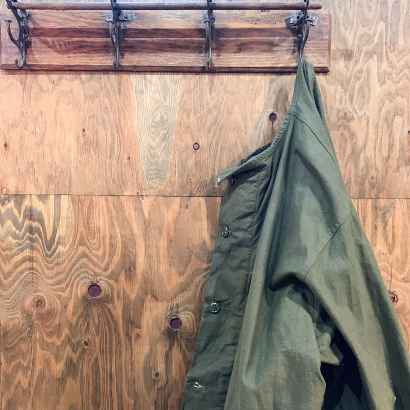 1960's US.ARMY Gas Protective Coat Deadstock
