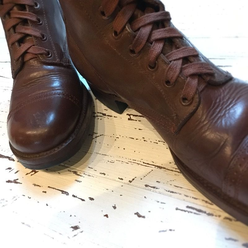 1940's US.ARMY  Type-2 Boots