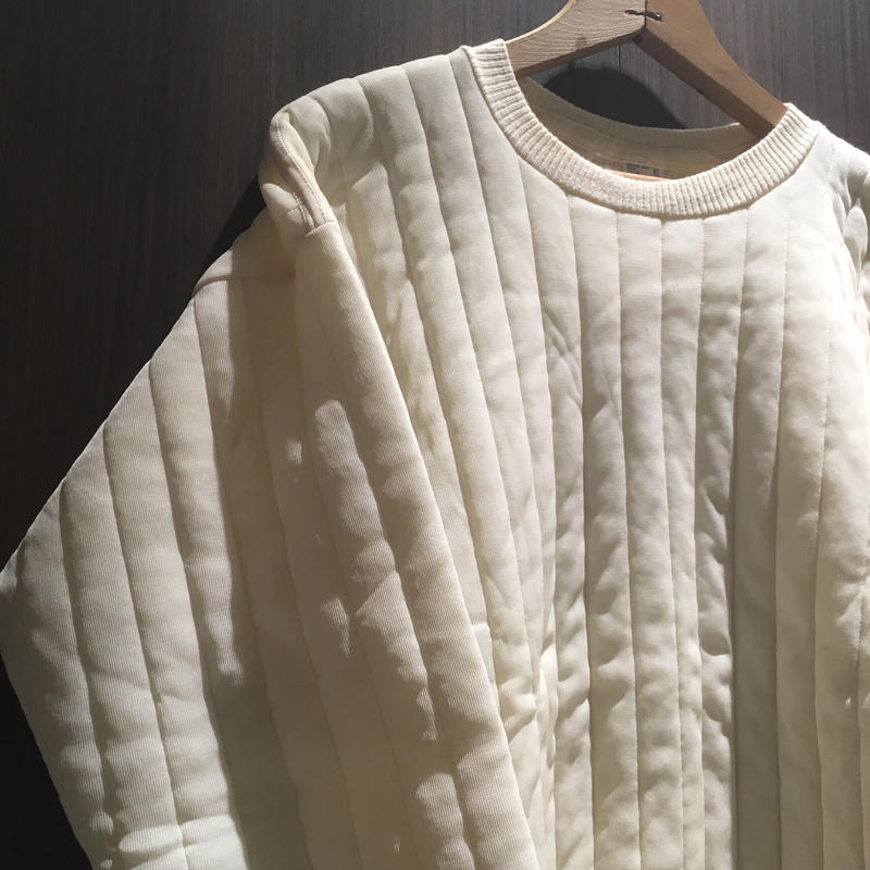 1970's〜 Larry Quilting Sweat Deadstock