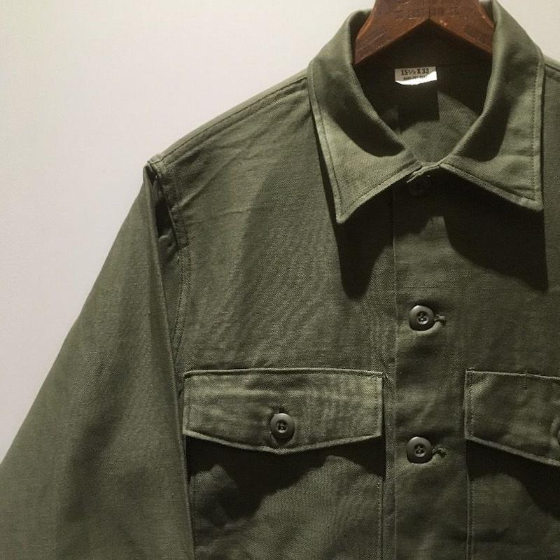 1970's US.ARMY Utility 3rd Jacket Deadstock