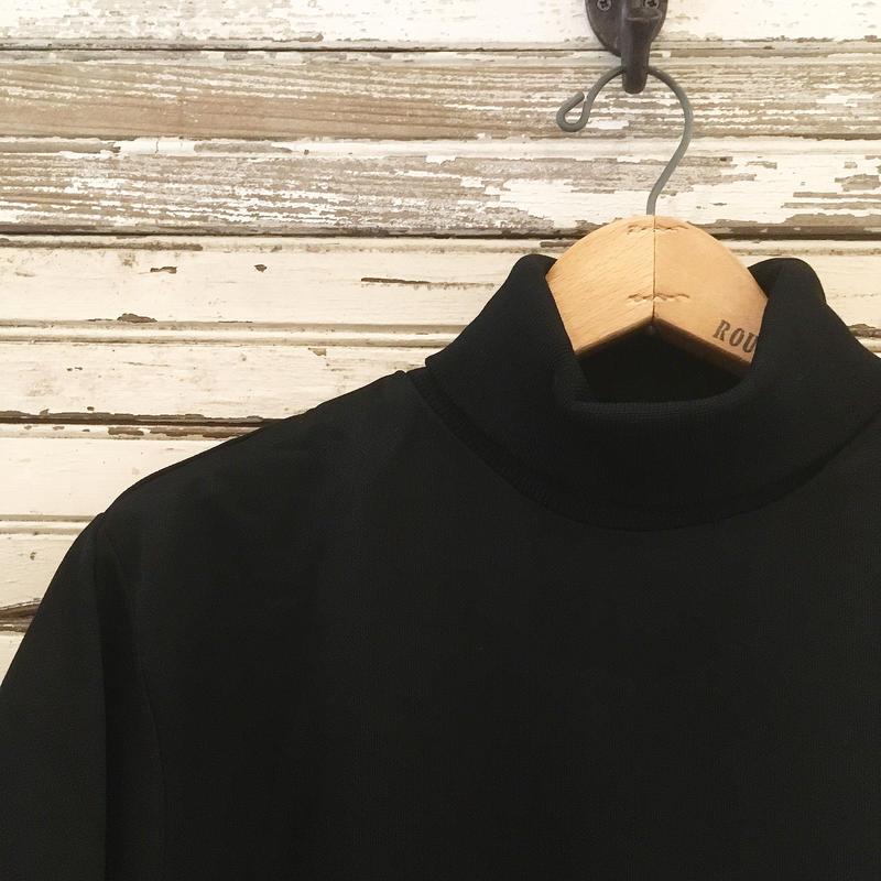 1960's〜 Sportivo Turtleneck S/S Sweater Deadstock