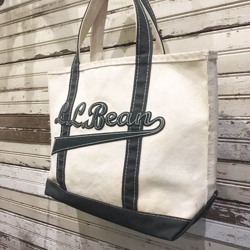 1990〜00's L.L.Bean Boat&Tote Canvas Bag