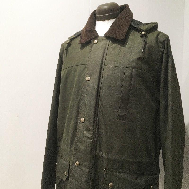 1990's L.L.Bean Oiled Jacket