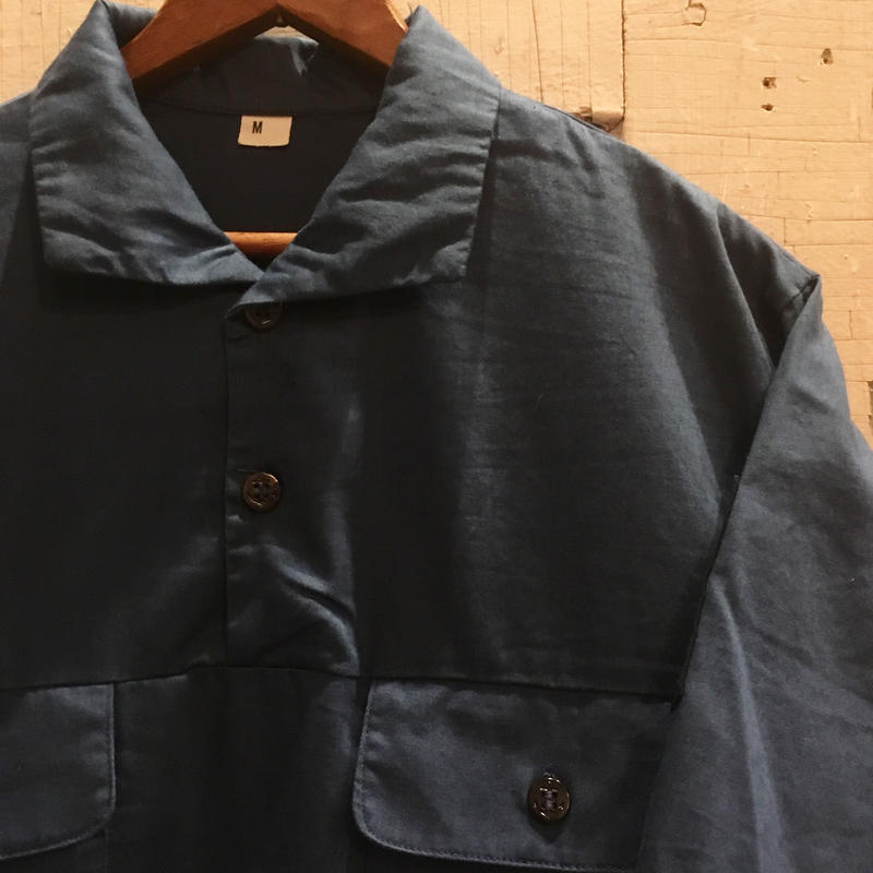 1970's US.NAVY Utility Jumpers S/S Shirt