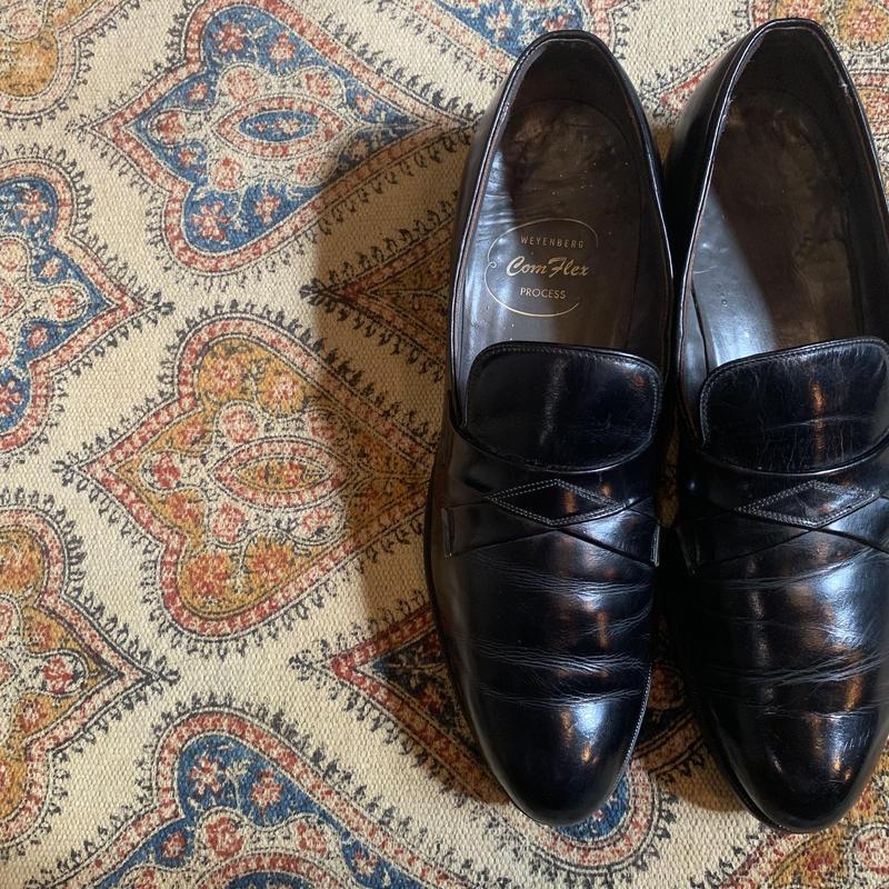 1960's WEYENBERG Leather Shoes